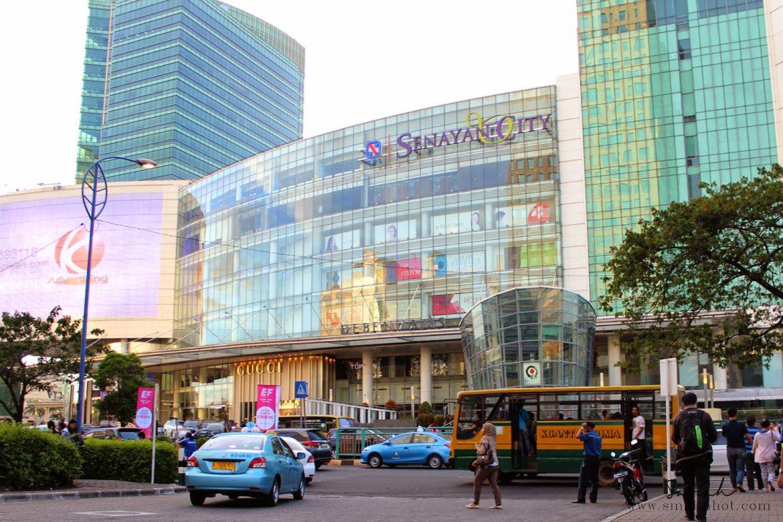 Senayan city mall