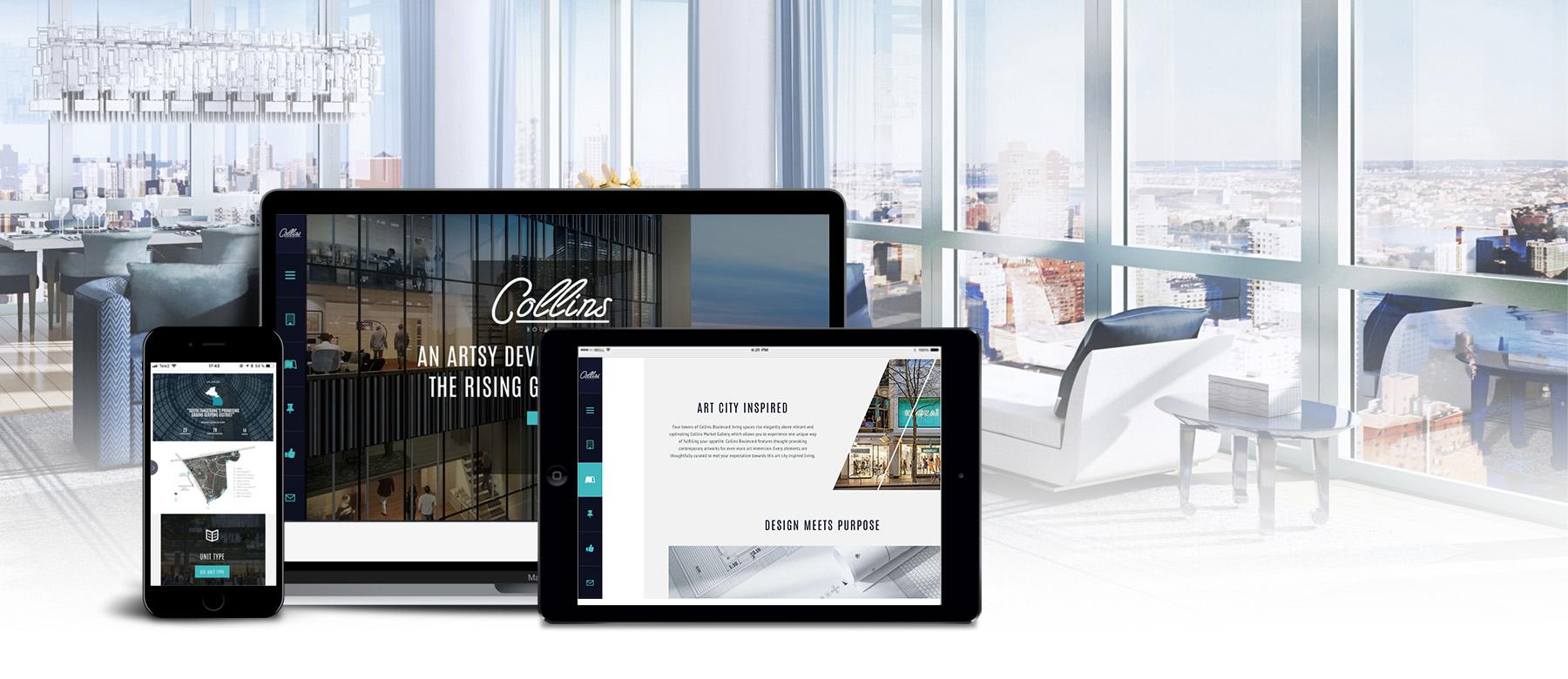 Collins web