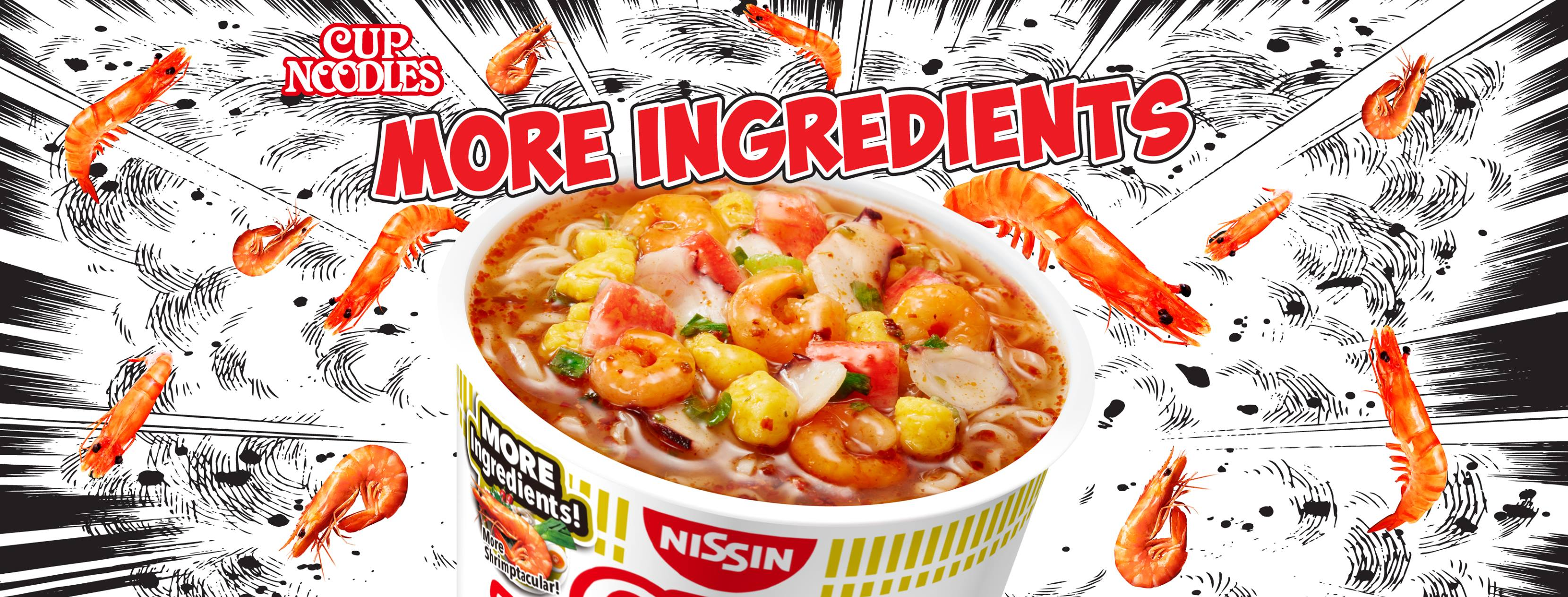 Nissin SEO by grab essentials