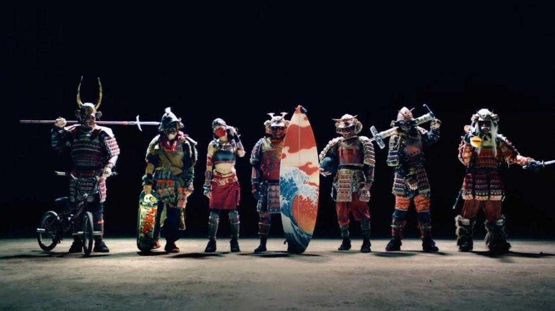 nissin samurai