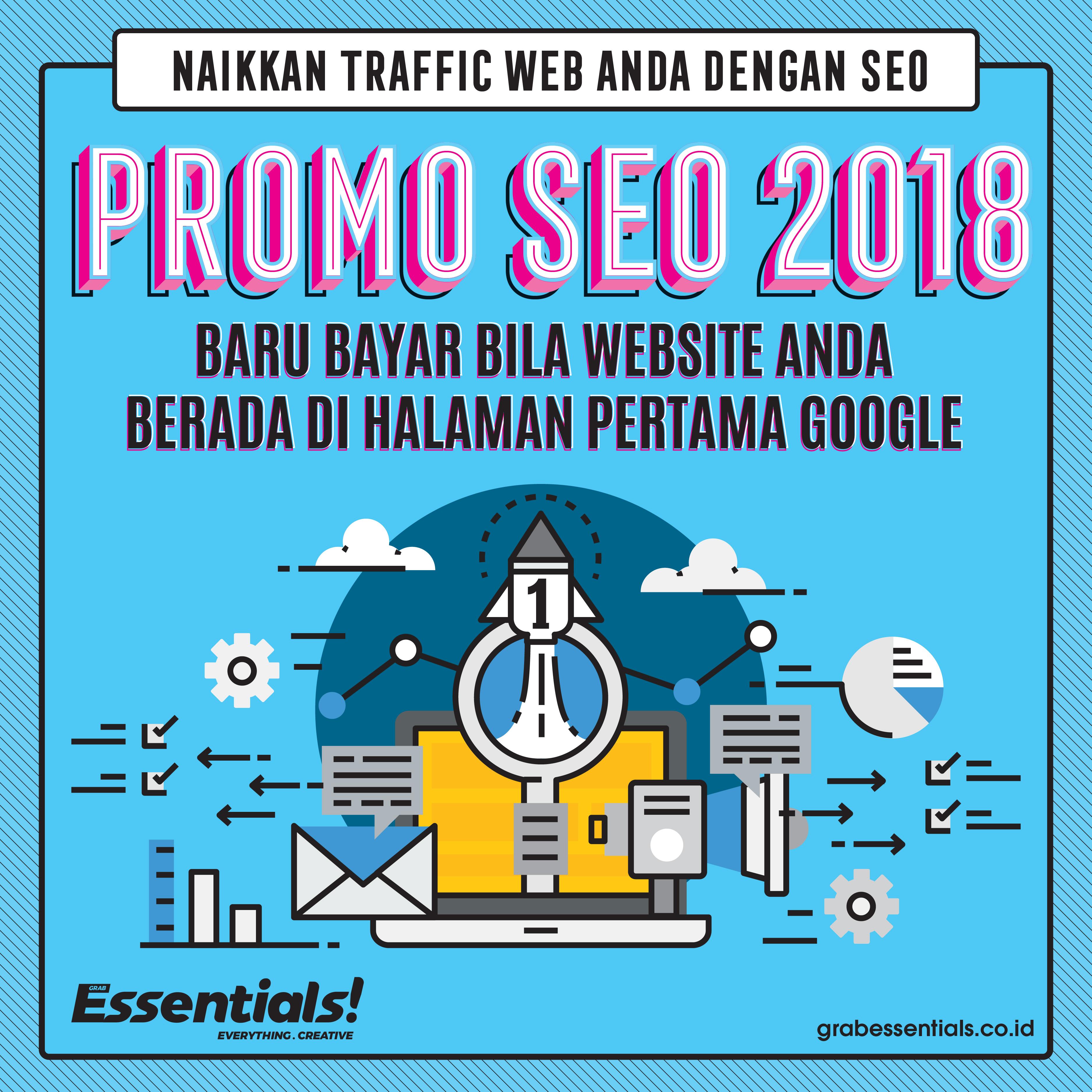 Promo SEO 2018