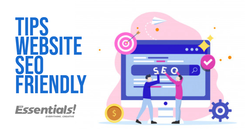 tutorial website seo friendly